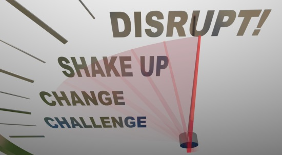 Image result for be disruptive