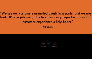Jeff Bezos customer experience quote