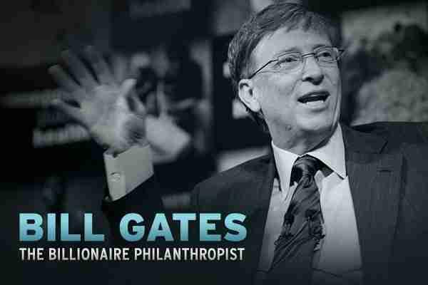 Innovation and Philanthropy – Bill Gates Talks