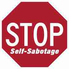 Don't Self Sabotage Your Own Ideas