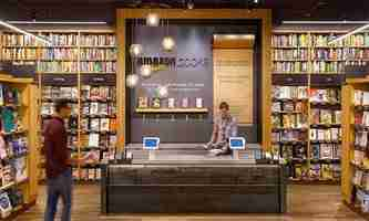 My Amazon Physical Bookstore Experience