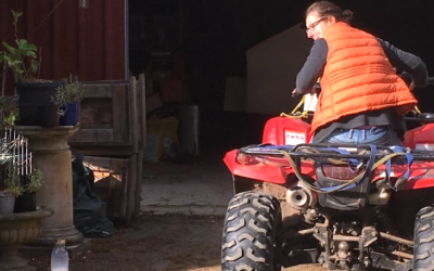 Project Squad: Designing safety solutions that stick for quad bike use in NSW