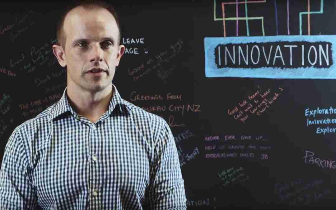 Scentre Group Innovation Case Study