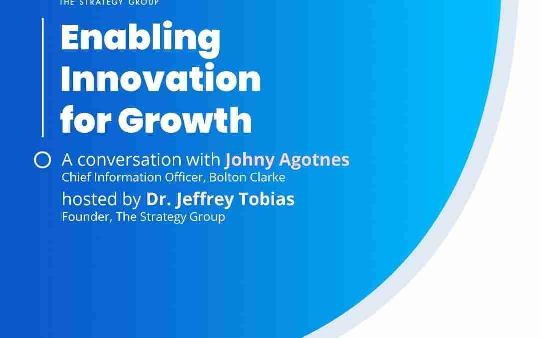 Webinar: Enabling innovation for growth